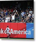 Milwaukee Brewers V New York Yankees Metal Print