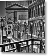 Milwaukee Riverwalk Metal Print