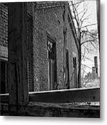 Milwaukee - Solvay Coke And Gas Company  8  Metal Print