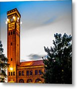 Milwaukee Station Metal Print