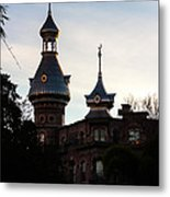 Minaret And Turret Metal Print