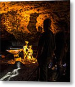 Miners Metal Print