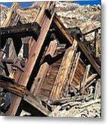 Mines Of Death Valley Metal Print