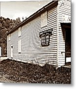 Mingo Post Office And Foxhill Farms General Store Metal Print