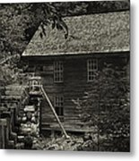 Smoky's Mingus Mill Metal Print