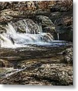 Mini Waterfall Metal Print