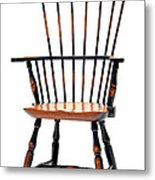 Miniature Windsor Armchair  Metal Print