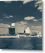 Ministry Of Defence Metal Print