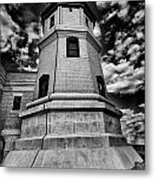 Minnesota Lighthouse Metal Print