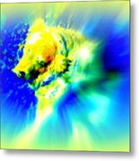 You Dogs Truly Are Minor Angels As They Say But Whats In It For You   Metal Print