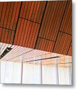 Mint Ceiling 2 Metal Print by Randall Weidner