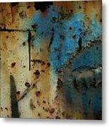 Mirage Of Malice  Metal Print