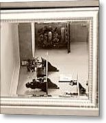 Mirror On The Wall  Metal Print by Bobby Mandal