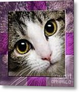 Miss Tilly The Gift 2 Metal Print