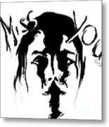 Missing You Metal Print