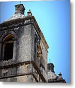 Mission Concepcion - Tower Metal Print