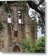 Mission In Summer Metal Print