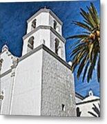 Mission San Luis Rey - California Metal Print