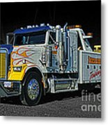 Mission Towing Hdrcatr2999-13 Metal Print