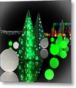 Missouri Botanical Garden Glow Dsc09293 Metal Print