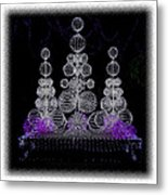 Missouri Botanical Garden Glow Ver 1 Dsc09398 Metal Print