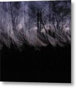 Mist Of The Forest Metal Print