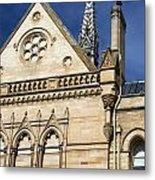 Mitchell Building University Of Adelaide Metal Print
