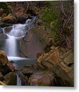 Mix Canyon Creek Metal Print