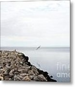 Mobile Bay 7 Metal Print