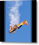 Model Plane 10 Metal Print