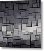 Modern Abstract Art Xx Metal Print