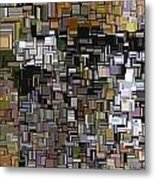 Modern Abstract Xxxii Metal Print