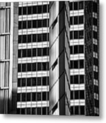 Modern Buildings Abstract Architecture Metal Print