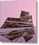 Modern Reflections ... Metal Print by Juergen Weiss