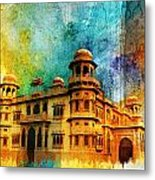 Mohatta Palace Metal Print by Catf