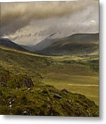Molly's Gap Co Kerry Ireland Metal Print
