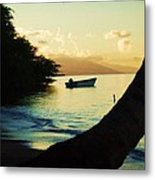 Molokai Beach Metal Print