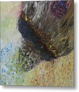 Moment Of Creation Metal Print