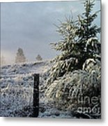 Moment Of Peace Metal Print