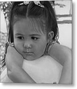 Mommy Isn't Done Yet Metal Print
