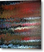 Mon Hommage A Rothko Metal Print
