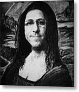 Mona  Metal Print