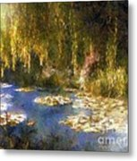 Monet After Midnight Metal Print