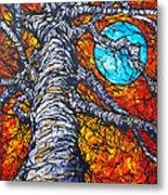 Monster Tree Metal Print