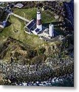 Montauk Lighthouse 2 Metal Print