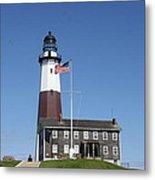 Montauk Lighthouse Metal Print