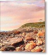 Montauk Point Lighthouse Metal Print