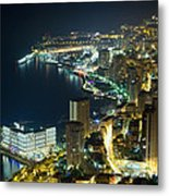 Monte Carlo By Night  Metal Print