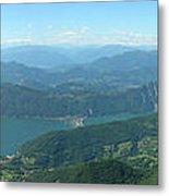 Monte Generoso Svizzera Metal Print