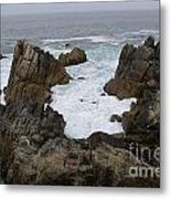 Monterey Bay - California Metal Print